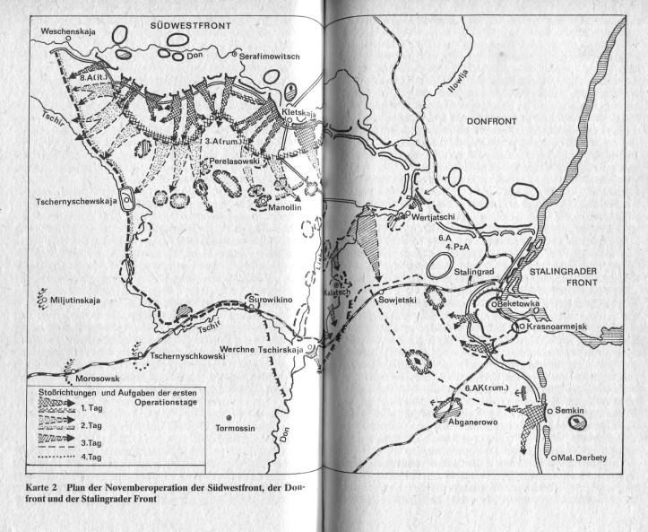 Schlacht Um Stalingrad Karte.1942 Die Schlacht Um Stalingrad Die Sprache Ist Die Unmittelbare